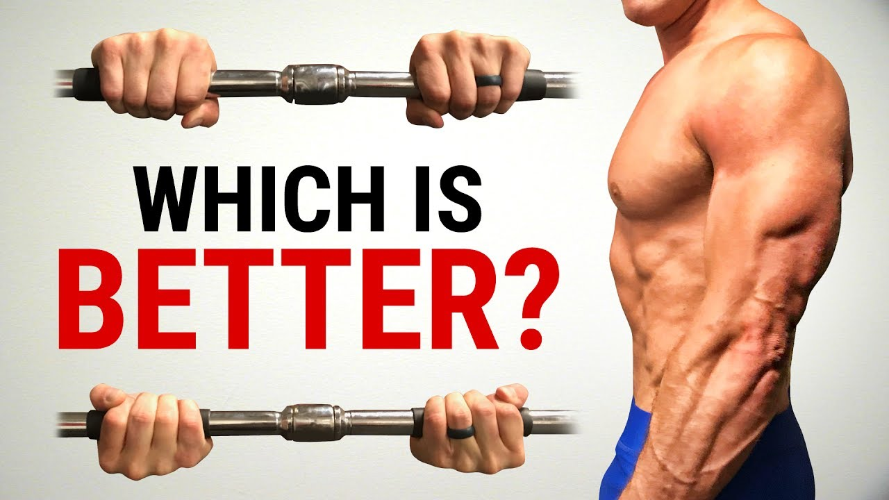 underhand vs overhand triceps pushdown which builds bigger arms