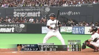 2009日本プロ野球 日本シリーズ 巨人vs日本ハム SLEDGE ホームラン.