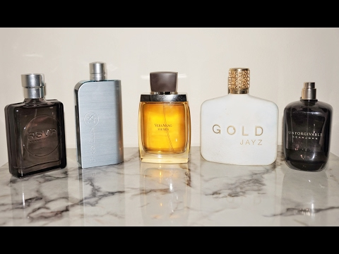 Top 5 BEST COLOGNE FOR MEN- Sean John, Kenneth Cole, Jay Z & MORE | Variationsofnani