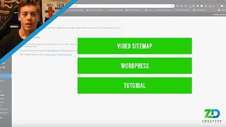 How To Add a Video Sitemap in Wordpress