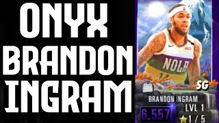 ONYX SPRING BRANDON INGRAM MAKING IT RAIN AT THE 3 POINT LINE | NBA 2K Mobile Gameplay Episode 3