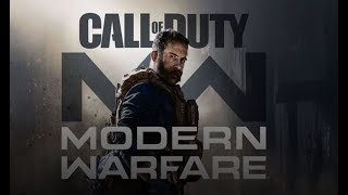 COD MW Beta Crossplay Live PS4 Stream
