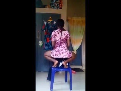 Nigeria big booty twerk thumbnail