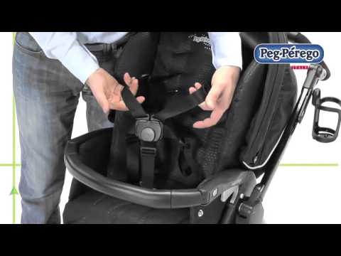 Trio Book Plus Switch Sportivo - Peg Perego