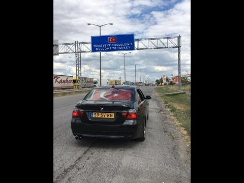 SILA YOLU 2016 BMW 330D E90