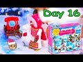 Playmobil Holiday Christmas Advent Calendar Day 16 Cookie Swirl C Toy Surprise Video