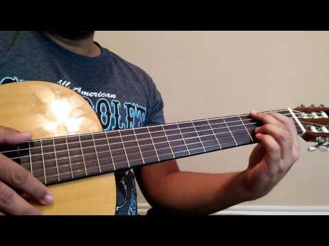 Musu Musu Hasi   Pyar Mein Kabhi Kabhi  Guitar Cover Lesson