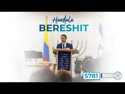 Havdala Bereshit 5781