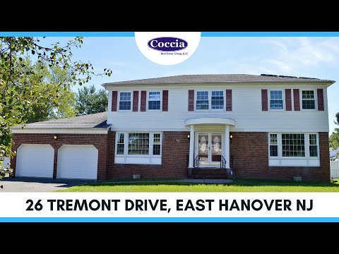 26 Tremont Drive | Homes for Sale East Hanover | Morris County