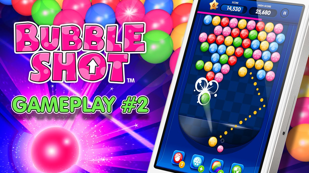 download puzzle bubble game for mobile