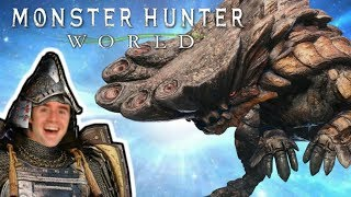 MONSTER HUNTER WORLD: Mi gameplay de la Beta + IMPRESIONES