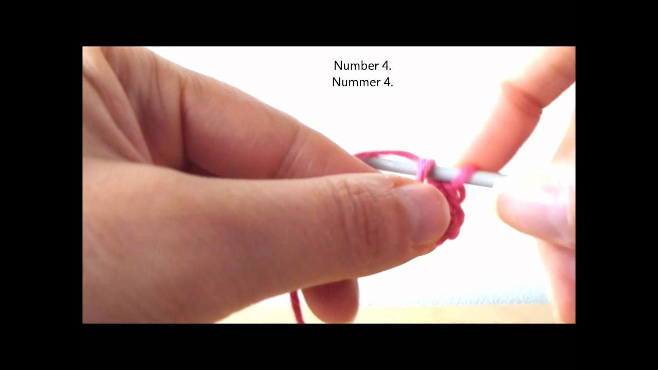 Adjustable Ring Crochet Youtube