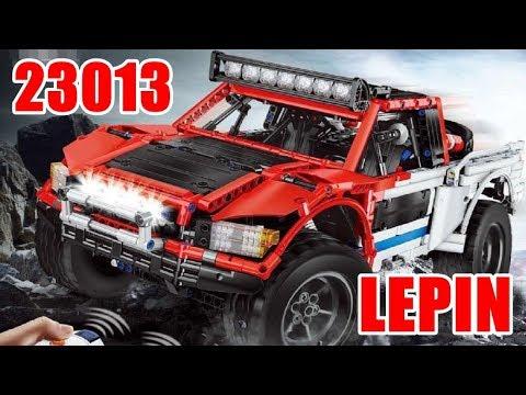 Lepin 23013 Baja Trophy Truck