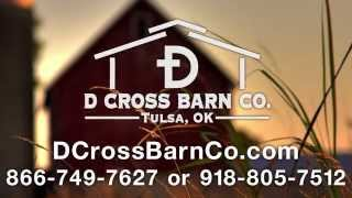D Cross Barn Co - Oklahoma Pole Barns & Post Frame Buildings