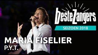 Beste Zangers gemist: Maria Fiselier zingt 'P.Y.T'