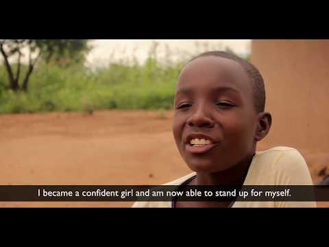 Educating girls in Zimbabwe: World Vision's Impact 2017