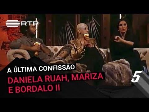'A Última Confissão' com Daniela Ruah, Mariza e Bordalo II   5 Para a Meia-Noite   RTP