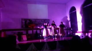 Coreografia : filho pródigo  (ministério zoé )