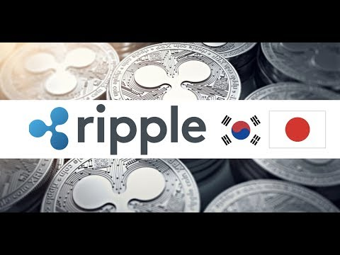 Ripple Price Up Over .50 After Japan and Korean Banks News