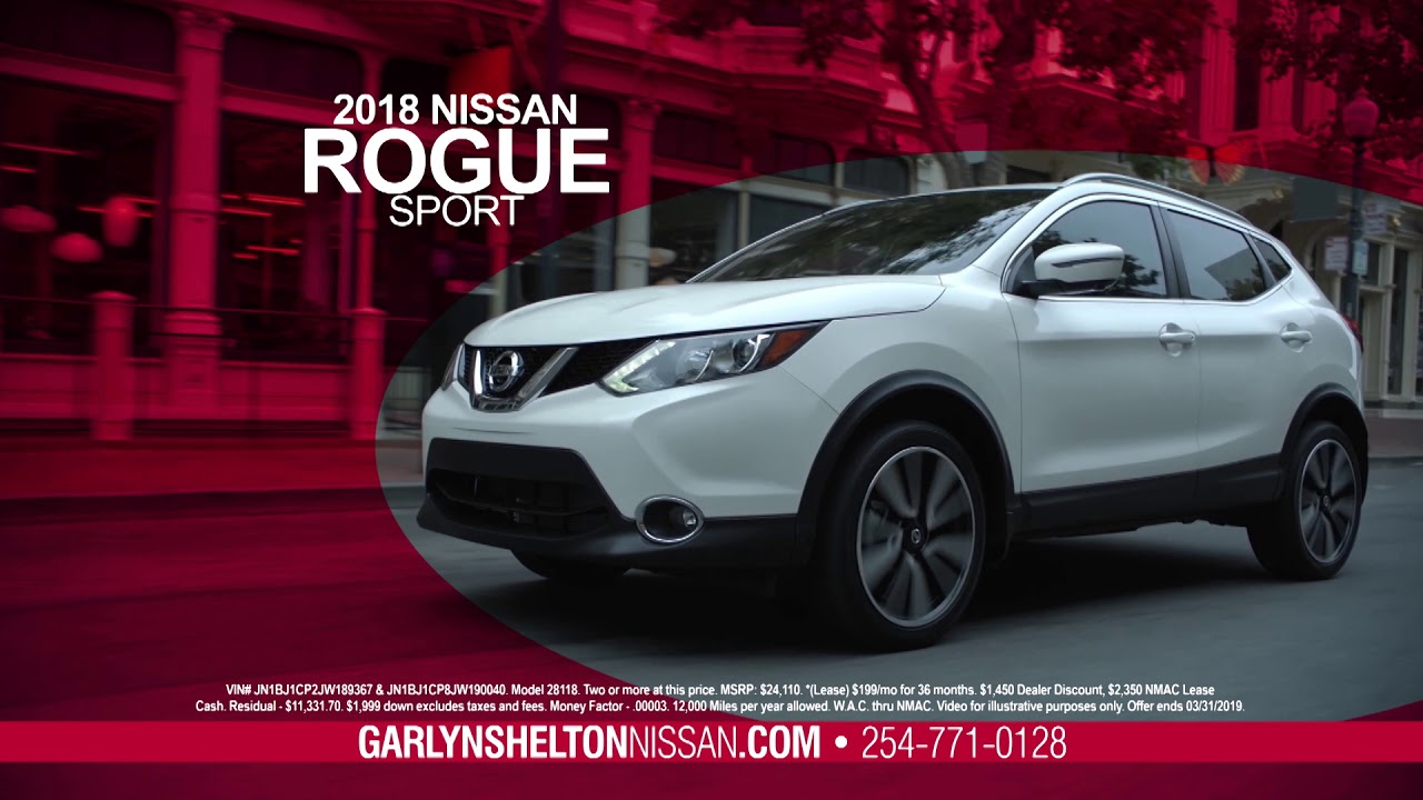 Garlyn Shelton Nissan >> Garlyn Shelton Nissan Ad 2 March 2019 Youtube