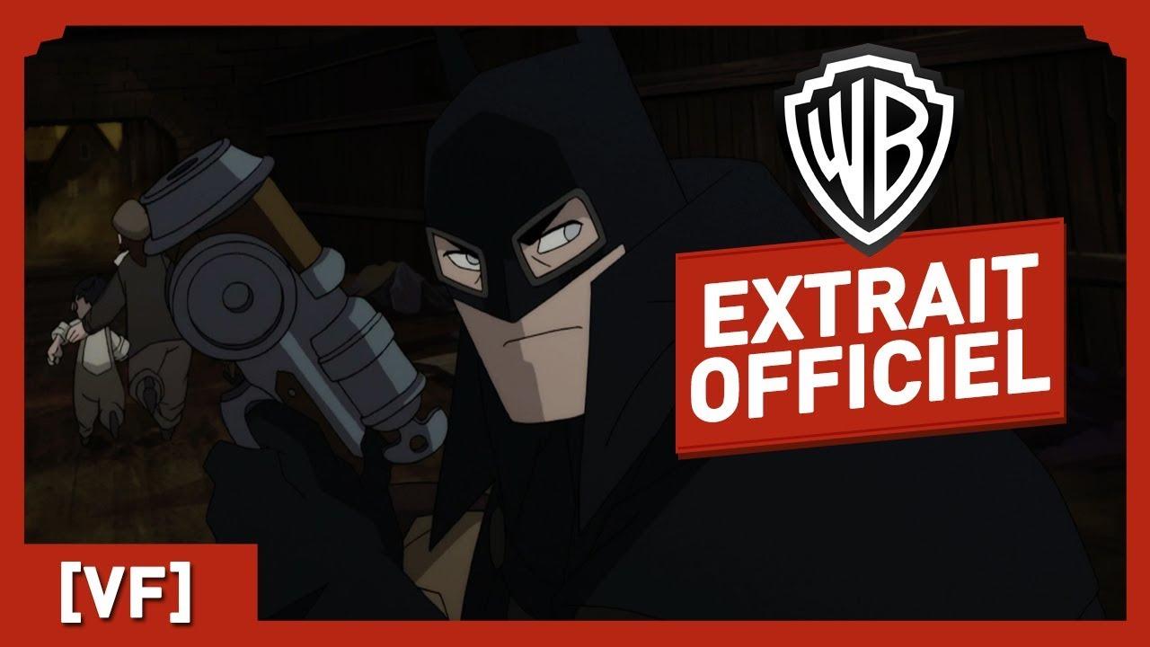 Batman : Gotham By Gaslight - Extrait Officiel !