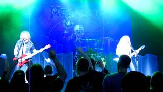 Megadeth - Peace Sells / Holy Wars (reprise).   11 March 2010.  Murat Theater, Indianapolis.