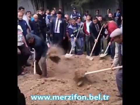 Şehidimiz Murat DEMİRCİ Merzifon Şehitliğine Defnedildi