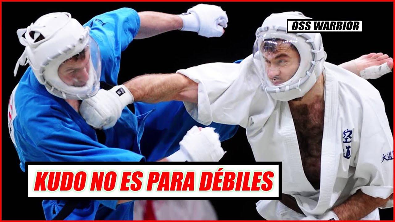 Kudo no es para todo el Mundo DESTRUYE a cualquiera en Combate de MMA