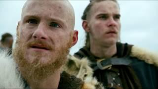 Vikings Весть о смерти отца дошла до его сыновей | Ragnar Lothbrok с русским переводом(Кем был Рагнар Лодброк? Рагнар был язычником до мозга костей и не принимал христианство. Он был весьма цини..., 2017-01-11T14:40:49.000Z)