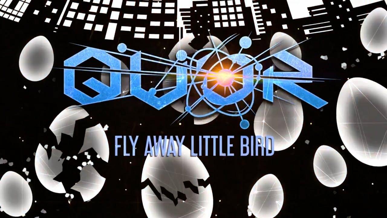 QUOR - FLY LITTLE BIRD - [Official Lyric Video]