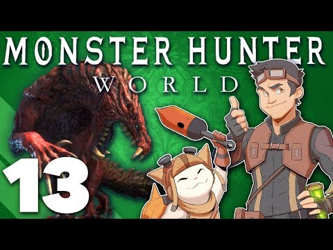 Monster Hunter World - #13 - Odogaron - PlayFrame thumbnail