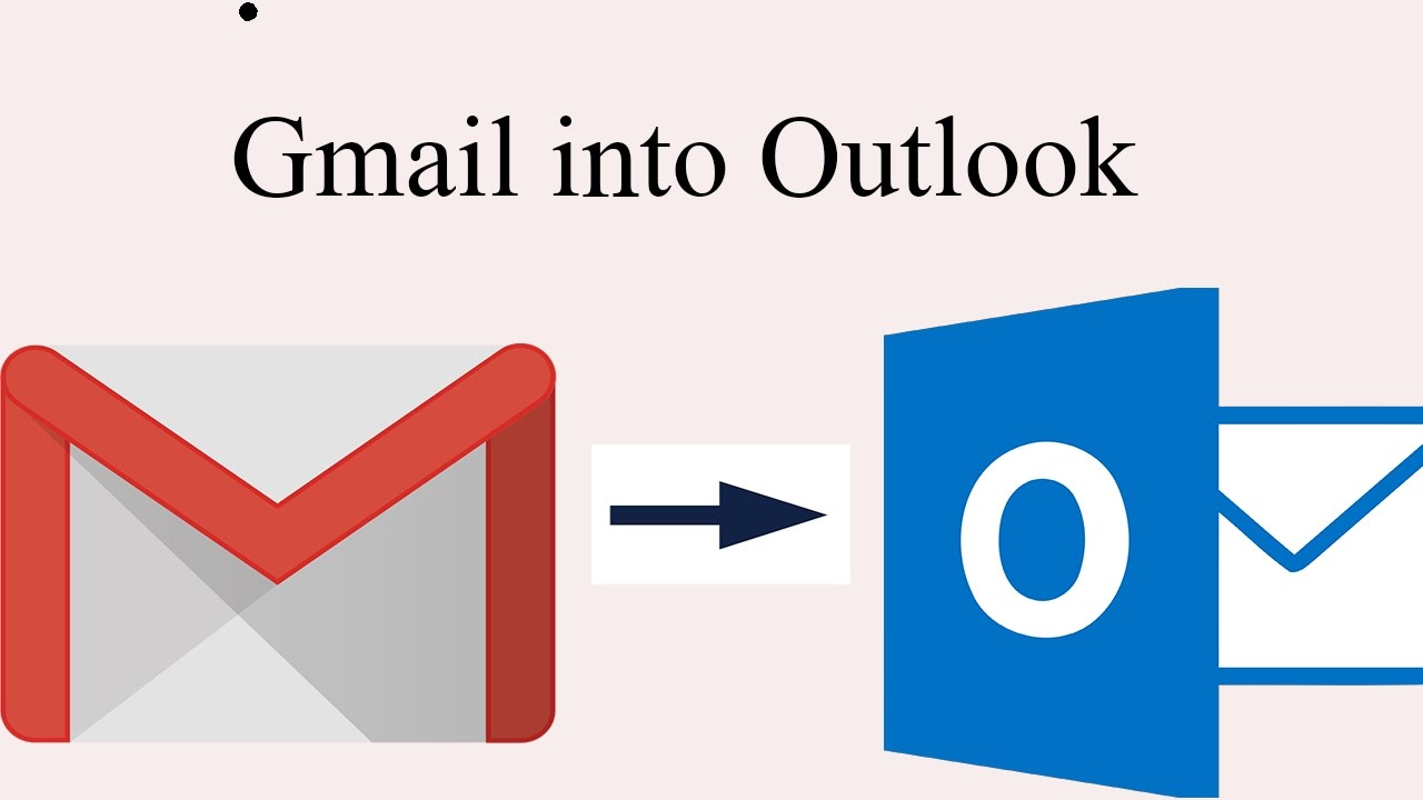 how to add gmail to outlook 2007