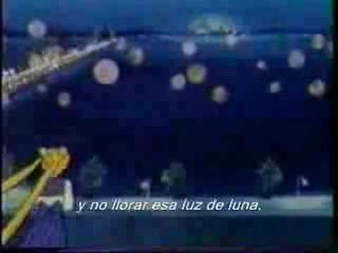 Segundo video de abertura Sailor Moon