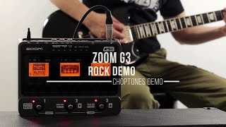 Download Video Zoom G3 - Rock Demo MP3 3GP MP4