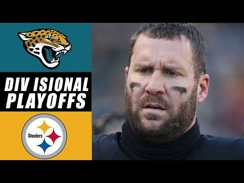 Jaguars vs Steelers NFL Divisional Playoff Recap