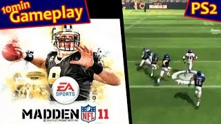 Madden NFL 11 ... (PS2)