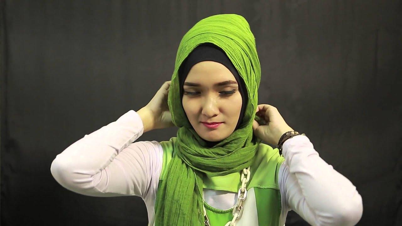 Tutorial Hijab By Helga Irena Pratiwi Finalis Sunsilk Hijab Hunt