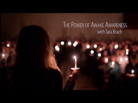 Tara Brach on The Power of Awake Awareness [retreat talk]