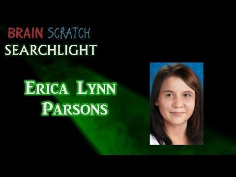 Erica Lynn Parsons on BrainScratch Searchlight