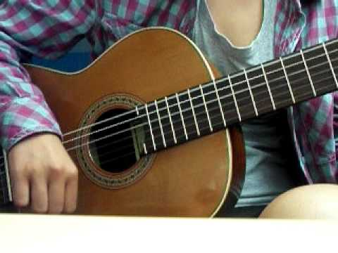 Since U Been Gone [Acoustic Guitar Cover] - Kelly Clarkson - YouTube