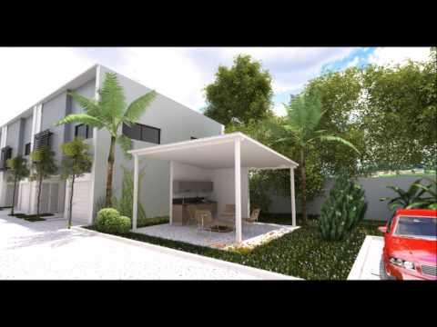 Kingston Grange - Brisbane Townhouse Development