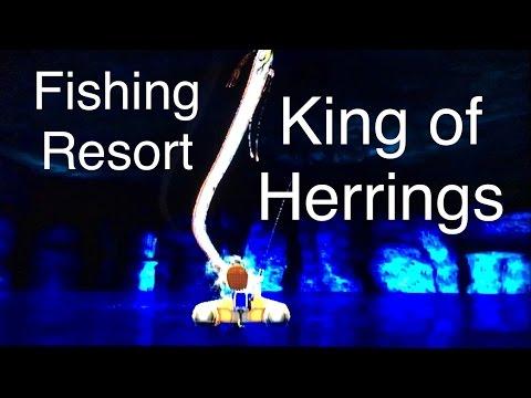 Let's Play: Fishing Resort Wii, King Of Herrings