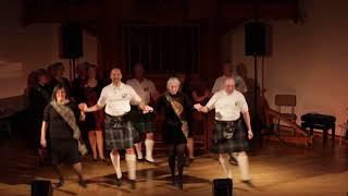 """6.) Dance : """" Lord Maclay's Reel """" -  SCDS of Berlin -  2/2018"""