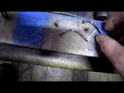 Kershaw Camp 10 : very hard wood cutting (no dramatic failure) from YouTube · Duration:  5 minutes 45 seconds
