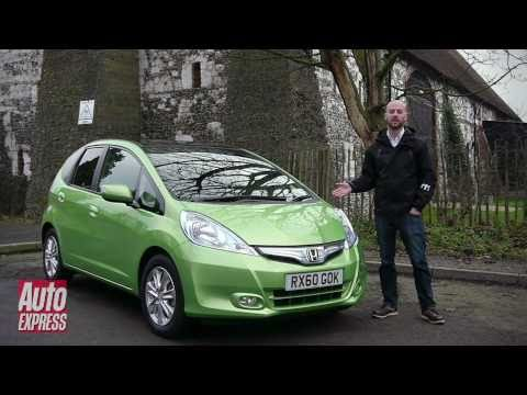 Honda Jazz Hybrid review - Auto Express