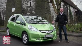 Honda Jazz Hybrid review - Auto Express