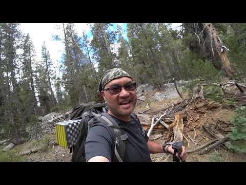 Yosemite 2018, Ten Lakes Trail + Camping