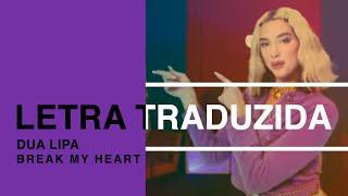 Baixar Dua Lipa - Break My Heart (Legendado PT-BR)
