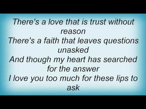 Sara Evans - Unopened Lyrics