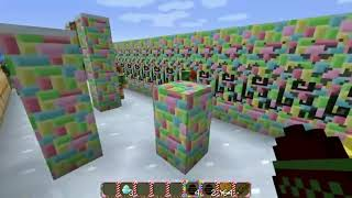 PopularMMOs Pat and Jen Minecraft SANTA CLAUS HIDE AND SEEK!!   Morph Hide And Seek   Mini Game